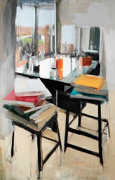 Peri Schwartz : Painting Perceptions