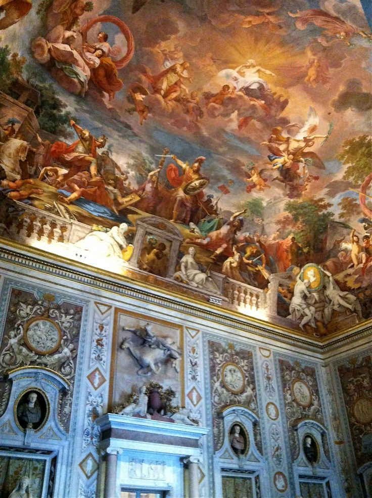 Galleria borghese painted ceilings pinterest rome for Home design roma