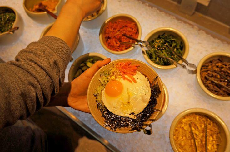 Theheyheyhey: eating in korea
