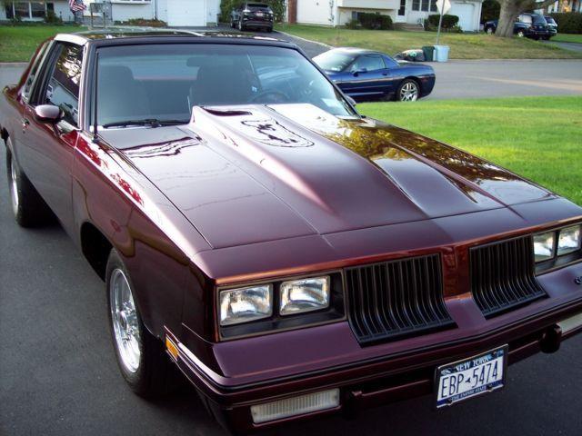 1984 Oldsmobile Cutlass Street Car 350 Zz4 T350 4 10 Posi
