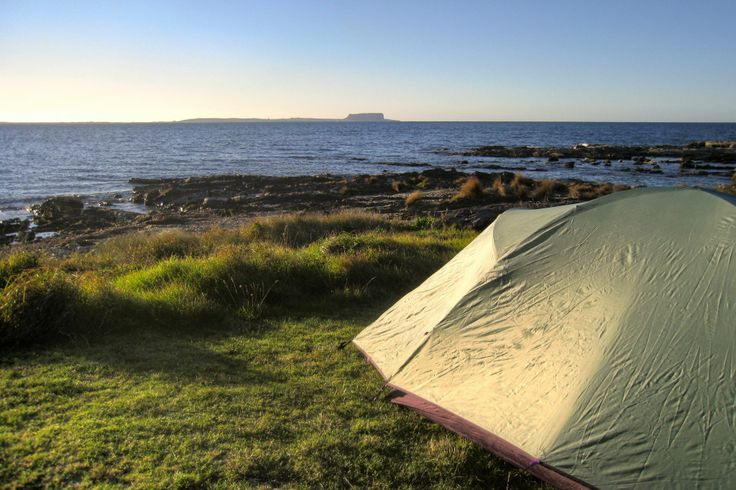 From '20 Killer Photos of Australia' - Tasmania is one of the best places to camp in Australia. Pack a tent ... just do it. FOUR out of the *20 killer photos* feature Tasmania!