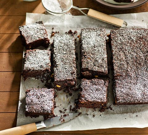 Hazelnut chocolate brownies: Sometimes, a good hit of chocolate is just what the doctor ordered – and these nutty squares have a double dose! Stopping at one is the hard...