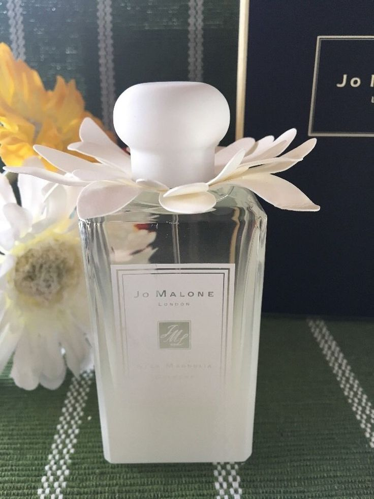 JO MALONE STAR MAGNOLIA COLOGNE, BRAND NEW Gift Boxed 3.4 OZ. 690251051670 | eBay