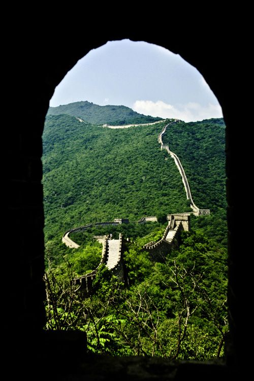 """a fact I can attest to: one of the most surprising things about the Great Wall is that you truly have to """"climb"""" in many areas, an experience everyone should have."""