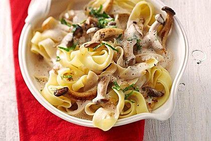 Kräuterseitlinge mit Pasta, ein sehr schönes Rezept aus der Kategorie Gemüse. Bewertungen: 80. Durchschnitt: Ø 4,4.