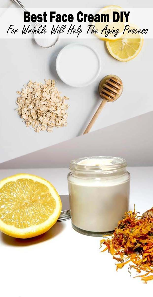 Best Face Cream DIY For Wrinkle Will Help The Aging Process
