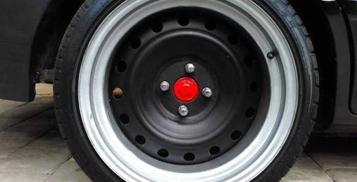 Ide Modifikasi Mobil Ganti Pelek Kaleng Supaya Unik Modifikasi Mobil Kaleng Mobil