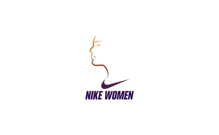 """Check out my @Behance project: """"Nike Women"""" https://www.behance.net/gallery/43718097/Nike-Women"""