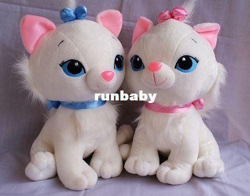 2015 yeni moda Mary karikatür kedi severler bebek, peluş oyuncaklar, çocukların gündüz hediye sevimli kedicik kedi bebek