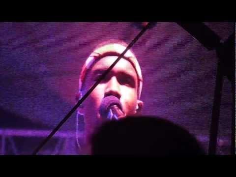 Frank Ocean Performs 'American Wedding' at Coachella