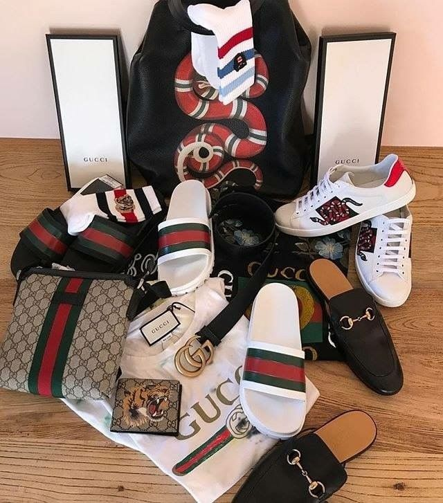 Pin By Bryan Castro On G U C C I Louis Vuitton Gucci Outfits Gucci Handbags Gucci Fashion