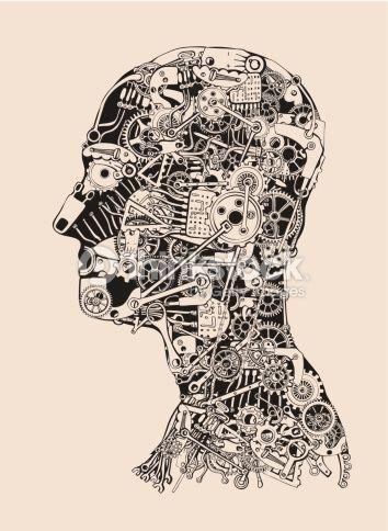 machine cogs art - Google Search
