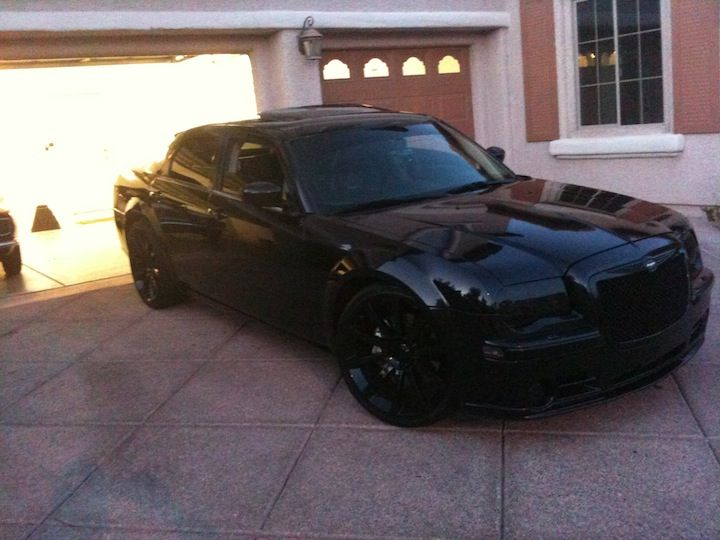 Ab Fd Cc Ea Aa Ee E A Donk Cars Ideas Para on Murdered Out Magnum