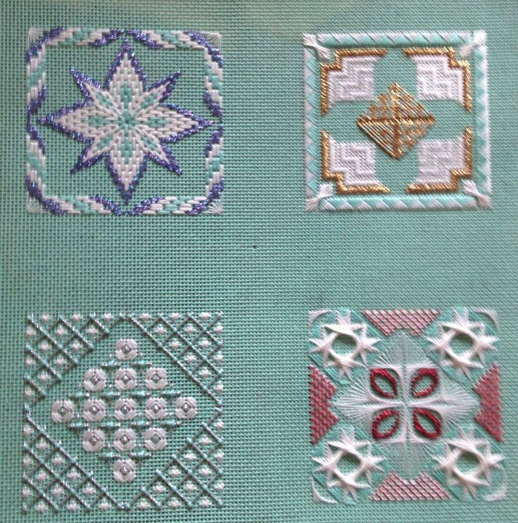 ANG - progressive techniques ornaments