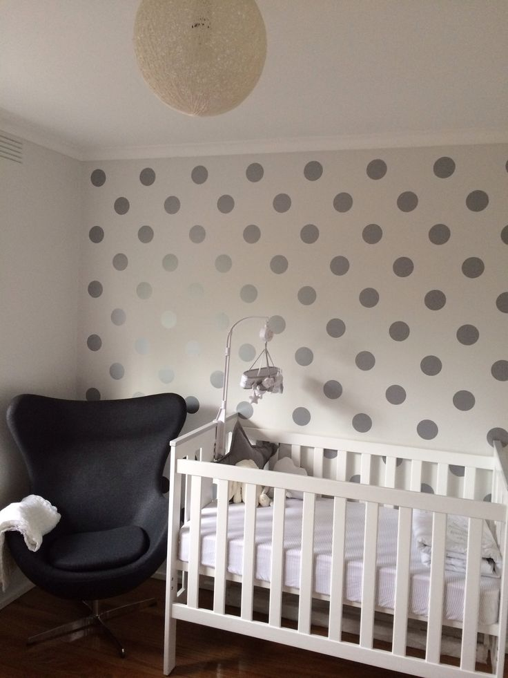 71 Best Polka Dots In The Nursery Images On Pinterest