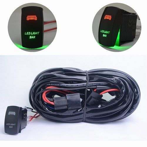 109 best wiring harness images on pinterest Mictuning Wiring Harness mictuning 40a relay 30a fuse wiring harness on off rocker switch red green ( mictuning wiring harness