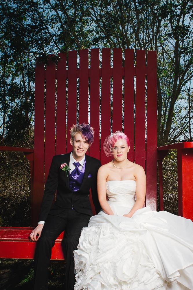 such a colourful wedding ~ hunter valley gardens ~ newcastle wedding photography