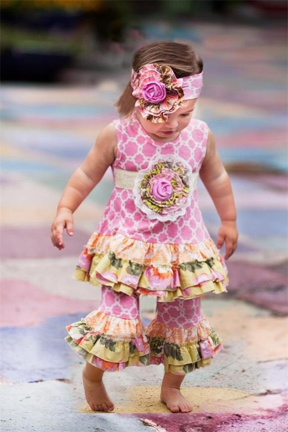 8298caa54 Giggle Moon -Giggle Moon Faith & Love Swing Set - Trendy and Stylish Haute Baby  Designer Baby Clothes - Spring Preview 2013 | Spring Preview 2013 | Baby ...