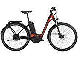 Bergamont E-Ville C N380 Harmony 500 Bosch Pedelec Elektro Fahrrad schwarz/orange 2016: Größe: 48cm (160-170cm)