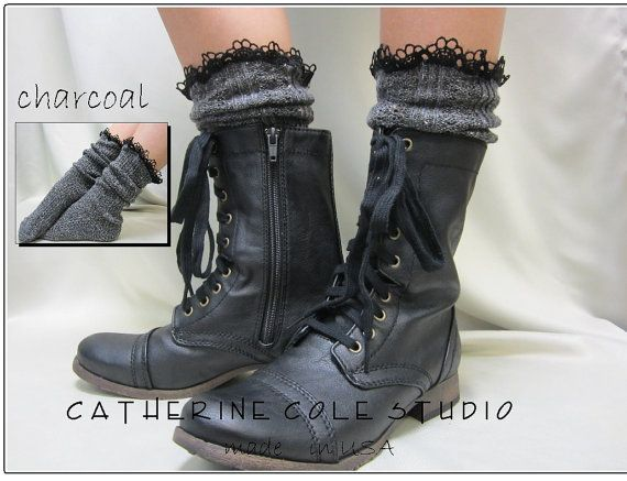 Top 25 ideas about Combat Boots Socks on Pinterest | Lace boot ...