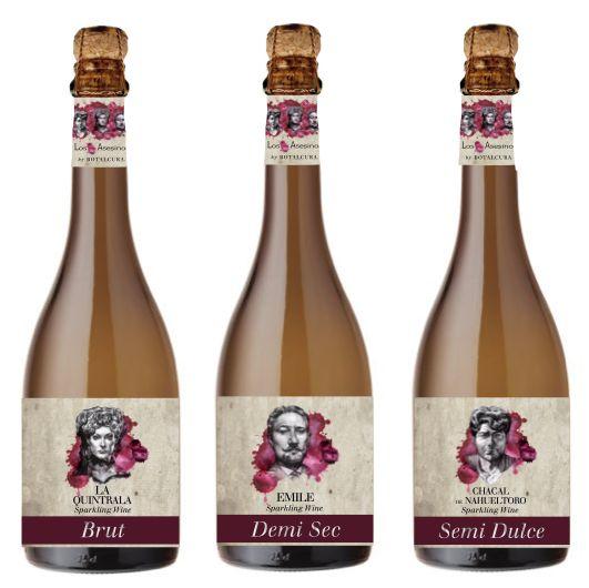 Los Asesinos, Sparkling Wine