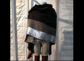 Fashion-Forward Pop-Up Disguised as M*A*S*H Tent In a Blah Building Downtown? What a N.I.C.E. Idea | Wyatt Closs