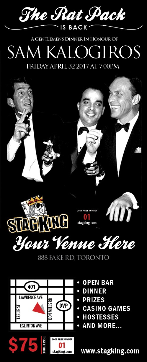 36 best Stag Party Invitation Designs images on Pinterest | Party ...