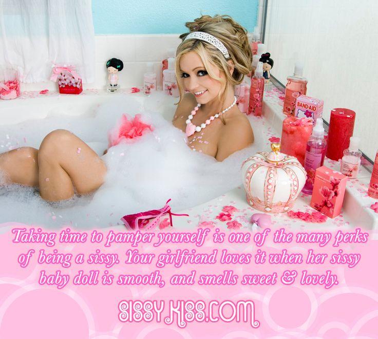 how to take bath with husband