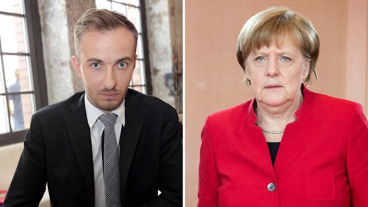 """Scharfe Böhmermann-Kritik an Merkel: Kanzlerin hat mich """"nervenkranken Despoten zum Tee serviert"""""""