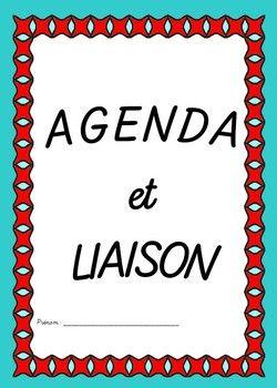 Agenda, liaison avec la famille et gestion du comportement : 1 seul support en élémentaire aussi.