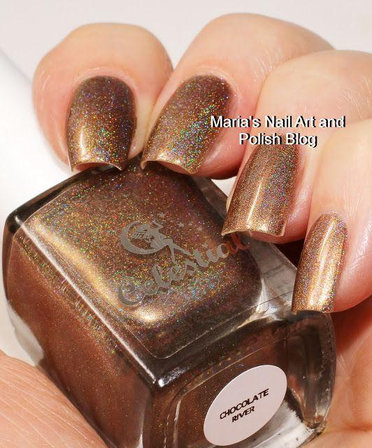 Celestial Cosmetics Chocolate River