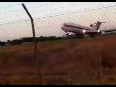 VIDEO: ​Aerosucre 727 freighter crashes in Colombia
