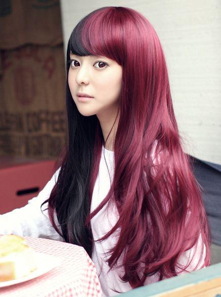 25  unique Korean hair color ideas on Pinterest  Korean hair color brown, Korean hair and Korea