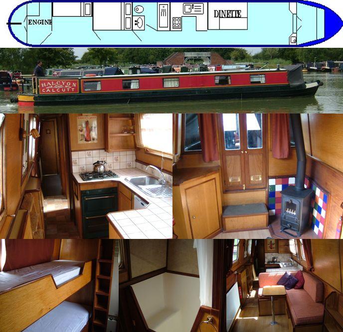 HALCYON 1994 58FT TRAD SOLD www.calcuttboats.com