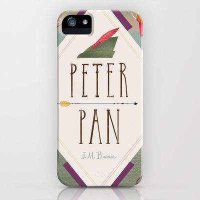 Peter Pan iPhone & iPod Case by Emilydove - $35.00