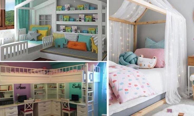 15 magnifiques idées de Design pour chambres d'enfants!