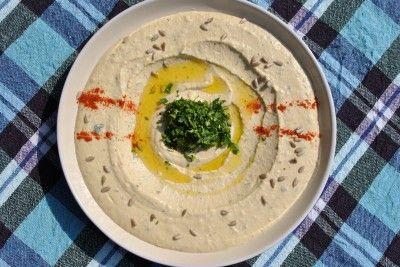 Hummus a la Adrian Hadean!