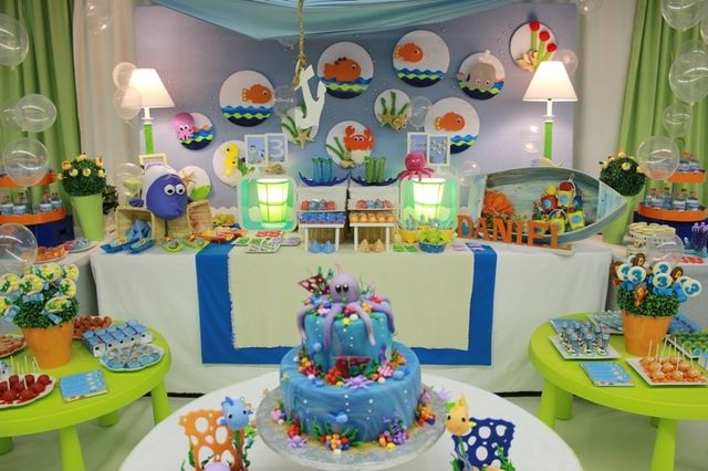 Under the Sea Party #underthesea #party