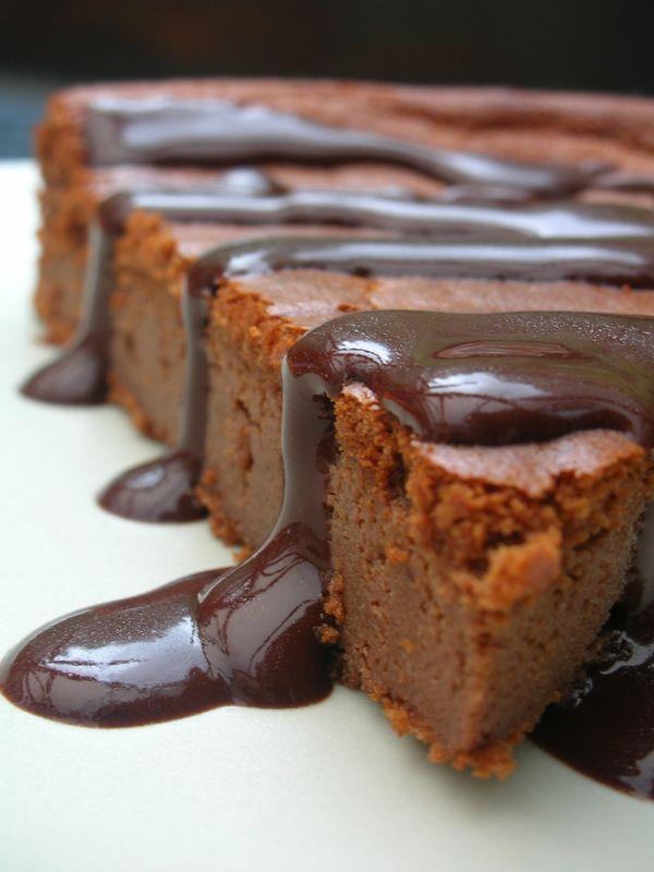 Gateaux vegan audrey fitzjohn - Gateau au chocolat healthy ...