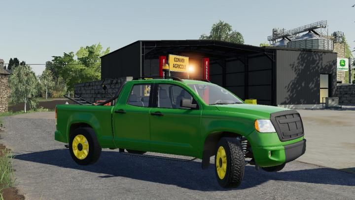Fs19 Pickup Convoi Agricole V1 Download Ford Focus Iii Luxury