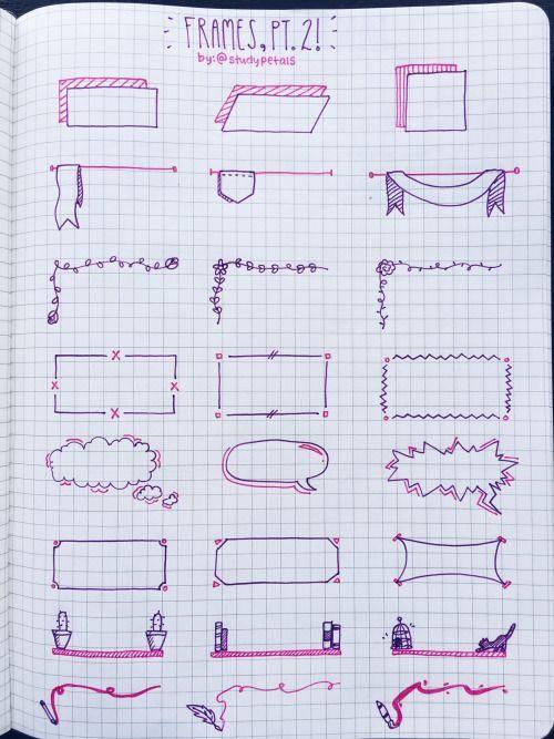 Note Frames