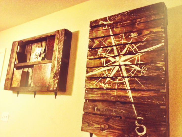 12 best Artwork images on Pinterest | Pallet wood, Wooden art and ...