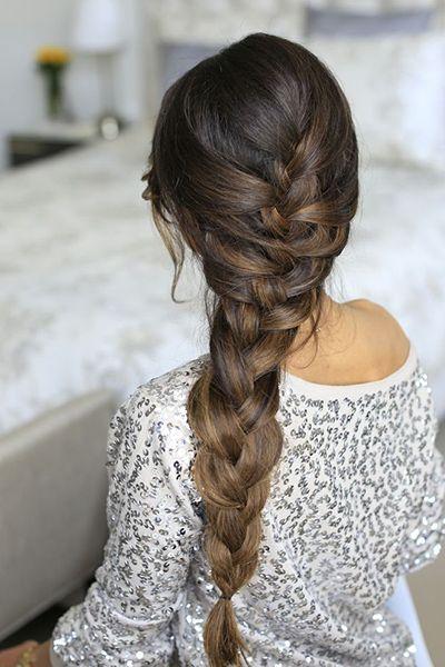 25+ unique French braid headband ideas on Pinterest | Head ...