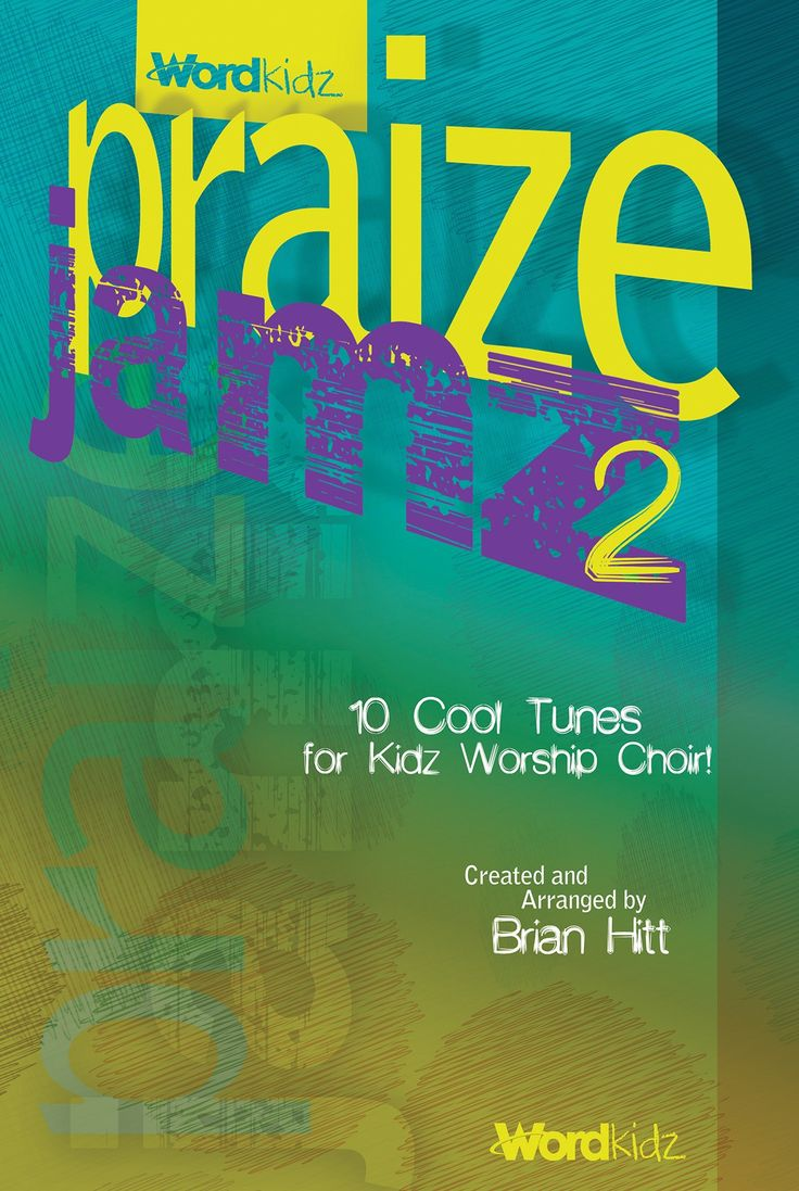 Relevant songs, innovative sounds, and a signature style are just part of the reason your Kidz Worship Choir will love the latest release in the popular Praize Jamz Series from WordKidz and creator Brian Hitt, Praize Jamz 2! Singable, accessible, fun, and full of great ministry opportunities, the Praize Jamz series provides cutting-edge worship tracks guaranteed to raise expectations and revolutionize your children's music ministry!