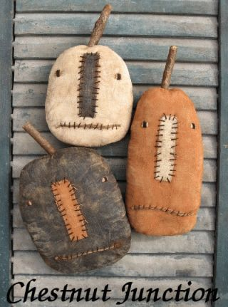 pumpkins. looks like they are made with rocks, would be cute for front porch