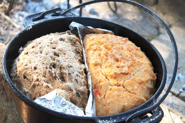 Episode 1 of Ultimate Braai Master and a Pot Beer Bread Recipe  