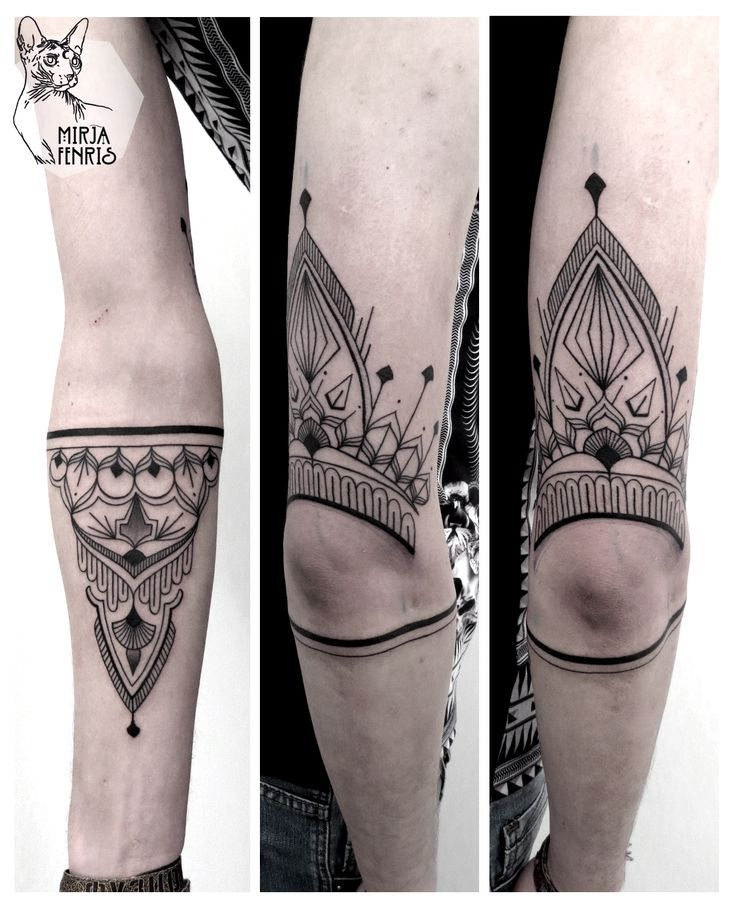 Mirja Fenris Tattoo. Really cool artist