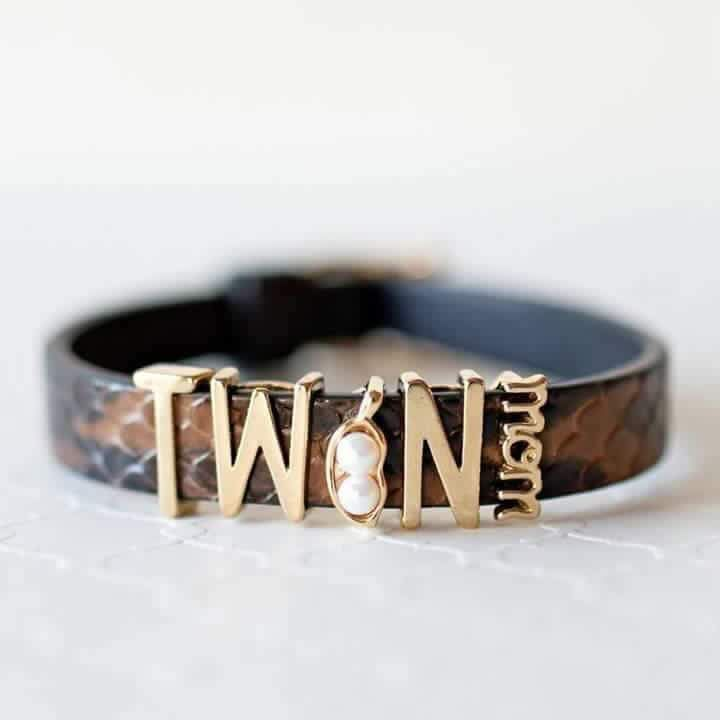My niece has Twin Girls & I'm sure she'll want this KEEP Collective Bracelet! www.keep-collective.com/with/cyndinesser