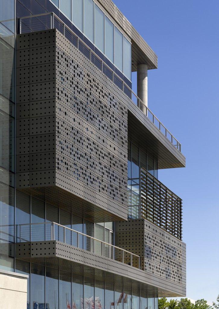 Doğan Medya Center, Ankara, Turkey by Tabanlioglu Arhitects