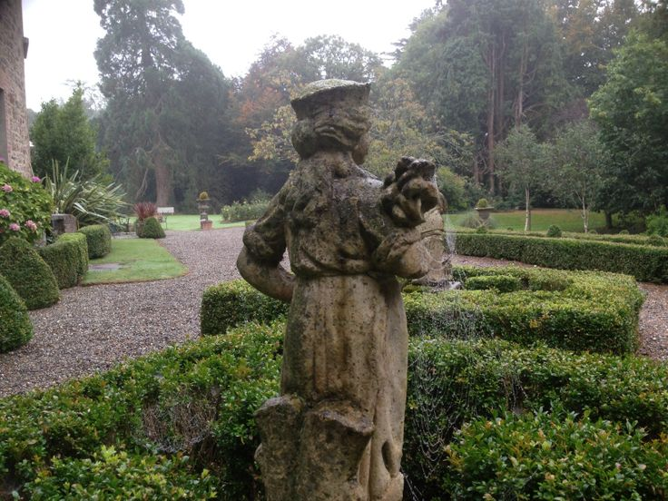 Marlfield House Gardens